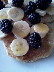white bean vegan gluten free pancakes